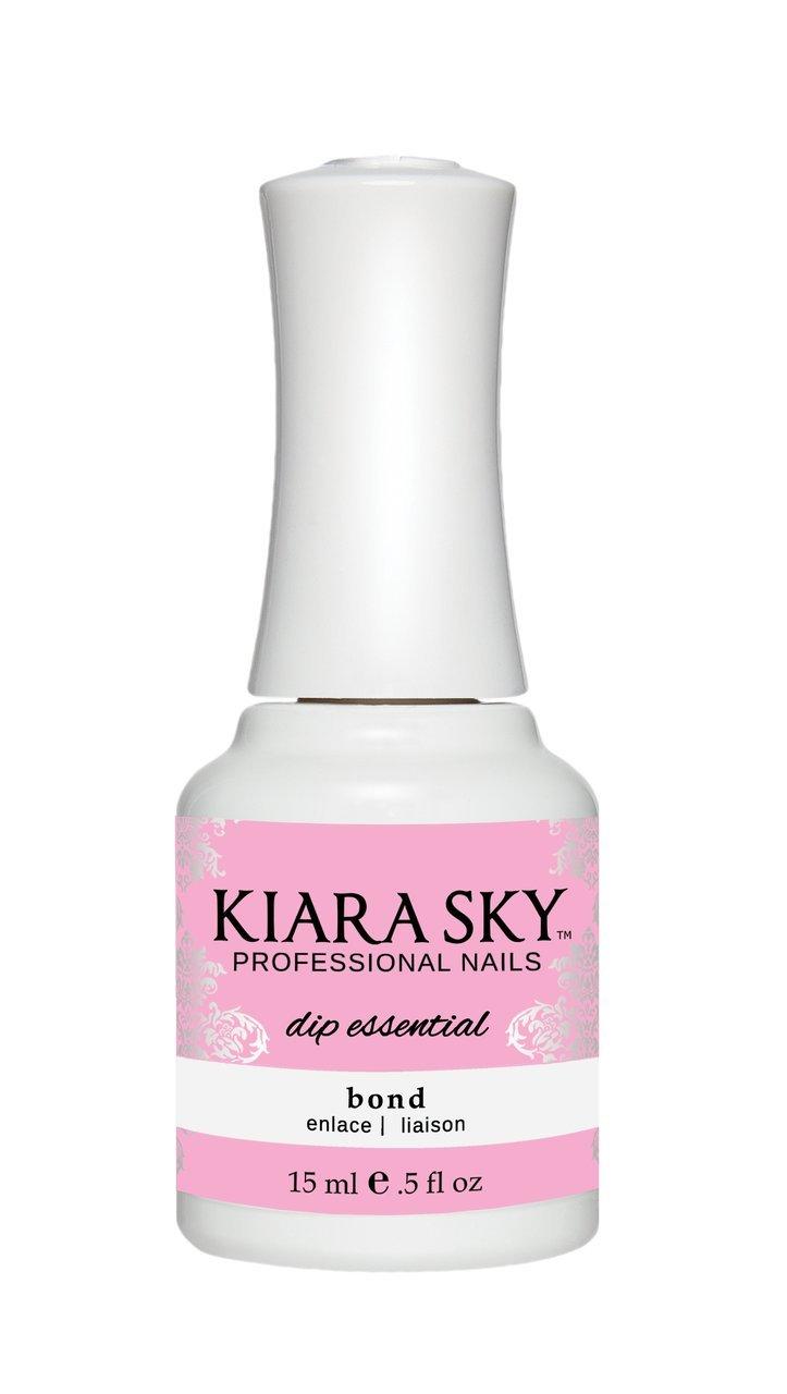 Kiara Sky BOND 15ml bonder do Manicure Tytanowy