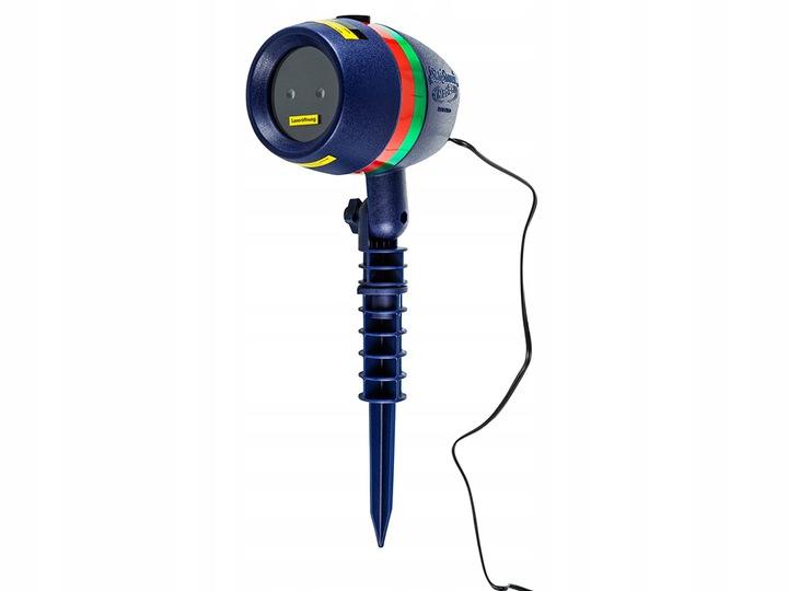 Projektor Laserowy Swiateczny Star Shower 9922012482 Allegro Pl