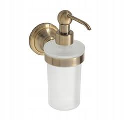 Bronzový dávkovač mydla BEMETA RETRO 230ml