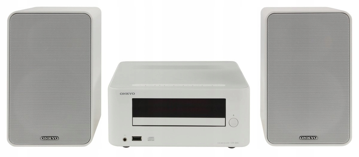 Onkyo CS-265 Башня Micro HiFi белый