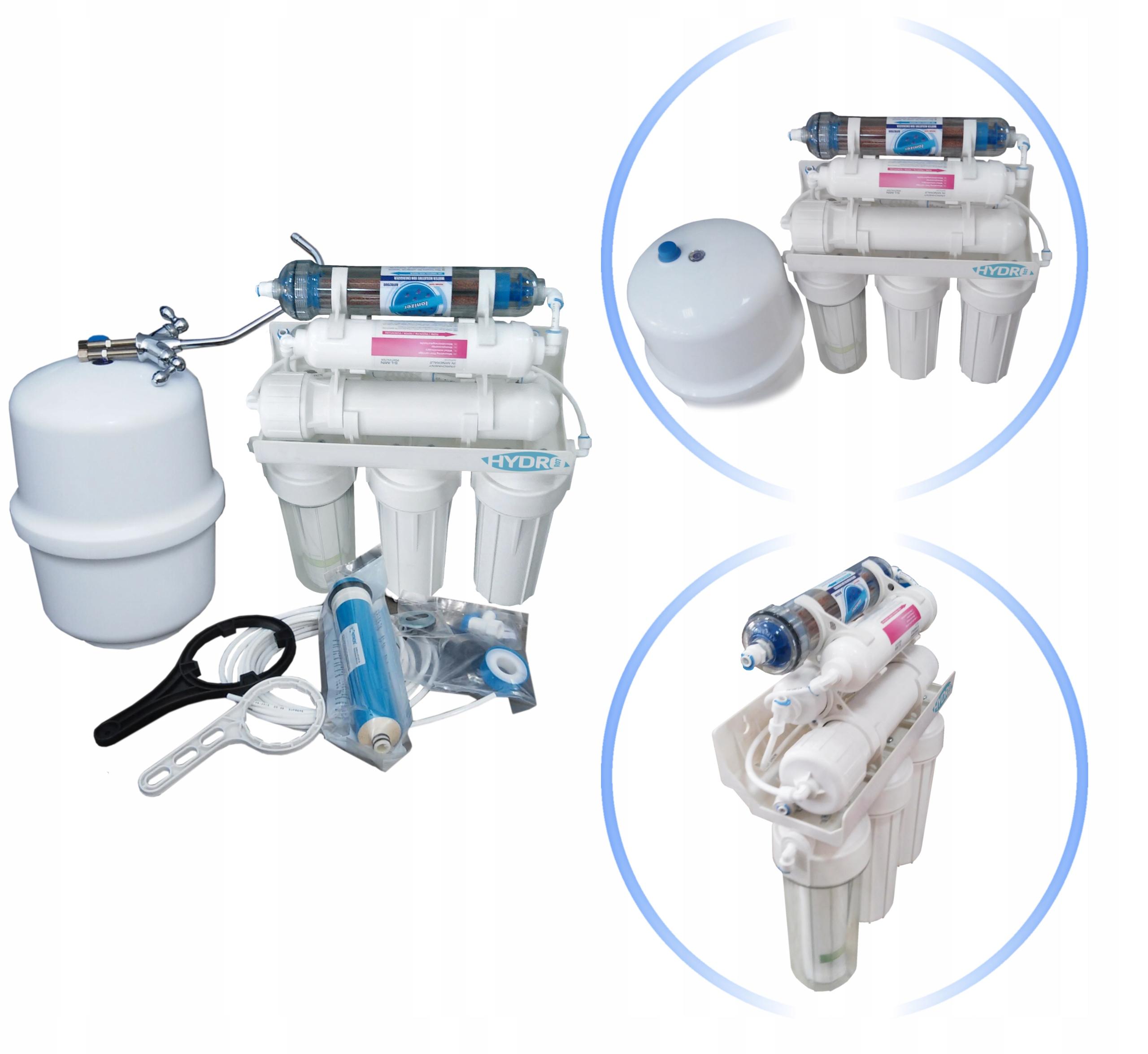 ZMIĘKCZACZ WODY HYDRO PLUS 32 + FILTR RO7 HYDRO Kod produktu Hydro Plus 32