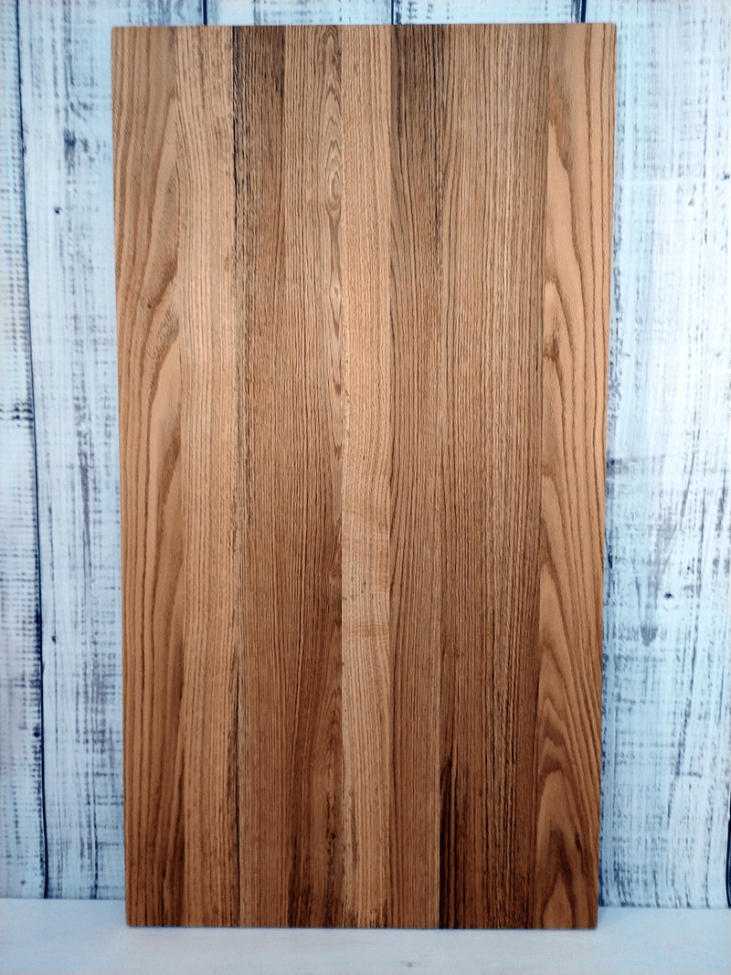 Blat dębowy z drewna litego - grubość 4 cm