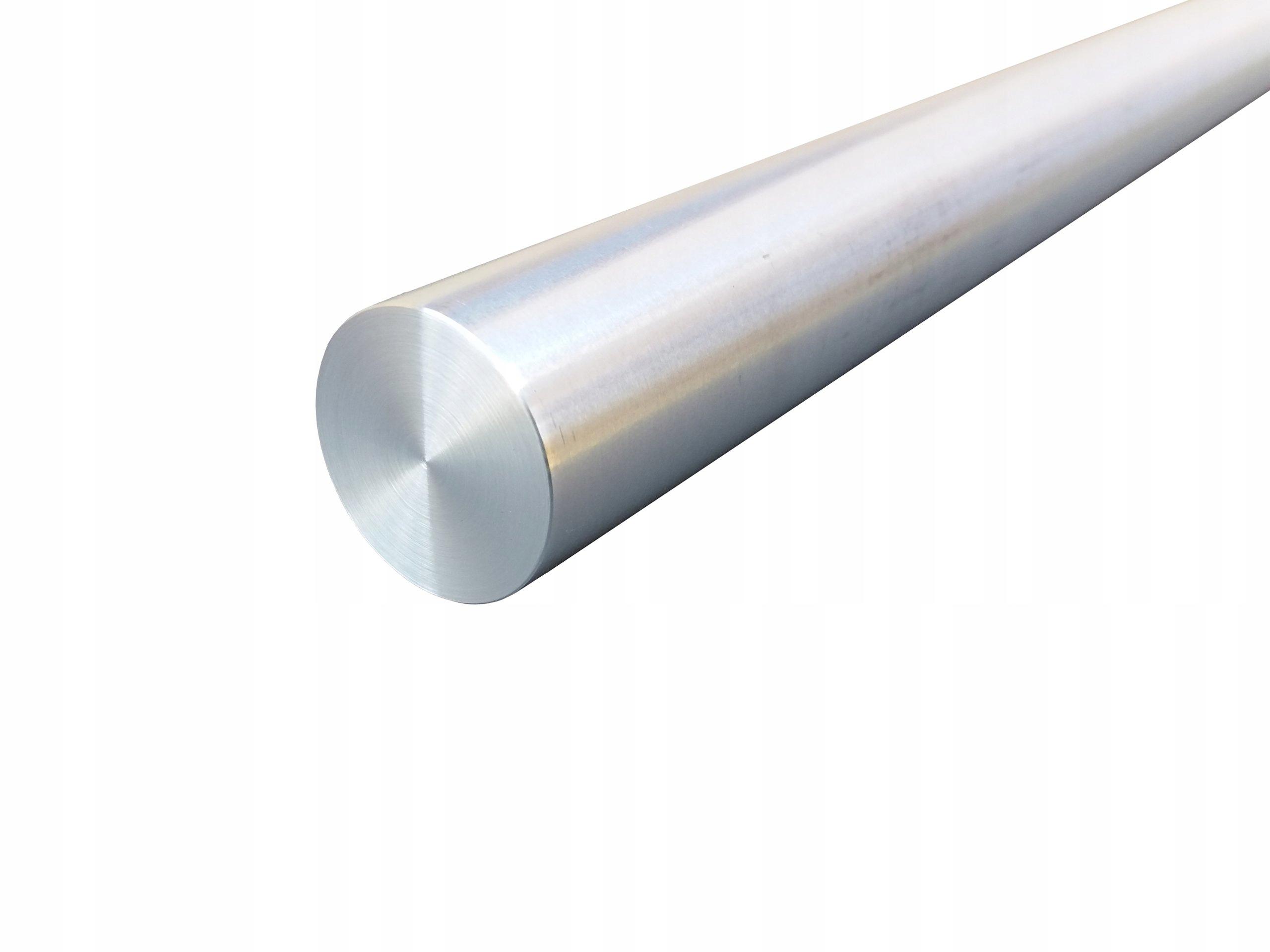 Алюминий алюминиевый стержень fi 40 мм 50 см PA9 7075