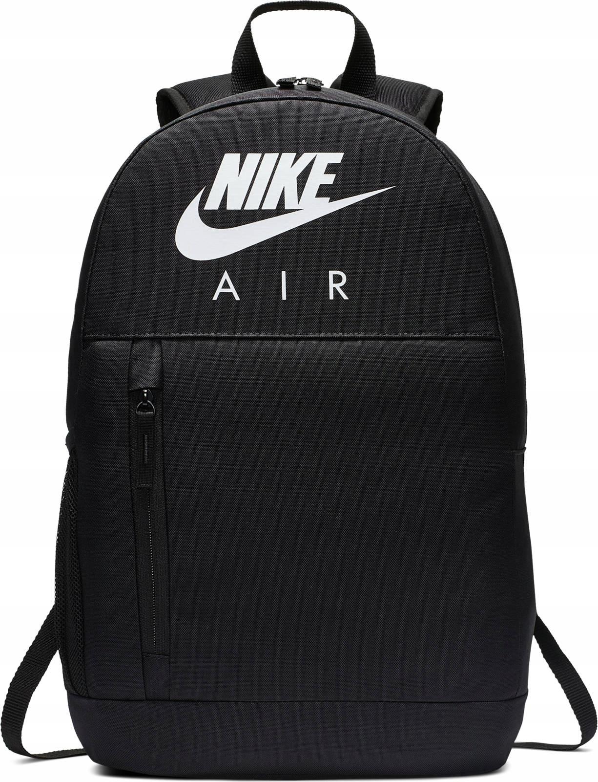 NIKE Спортивный рюкзак SCHOOL AIR + пенал BLACK