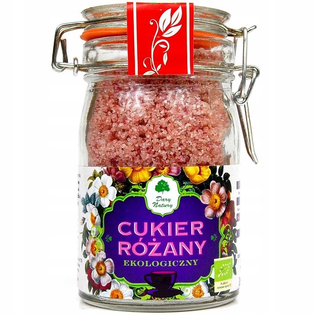 Cukier Różany Bio 150 g - Dary Natury