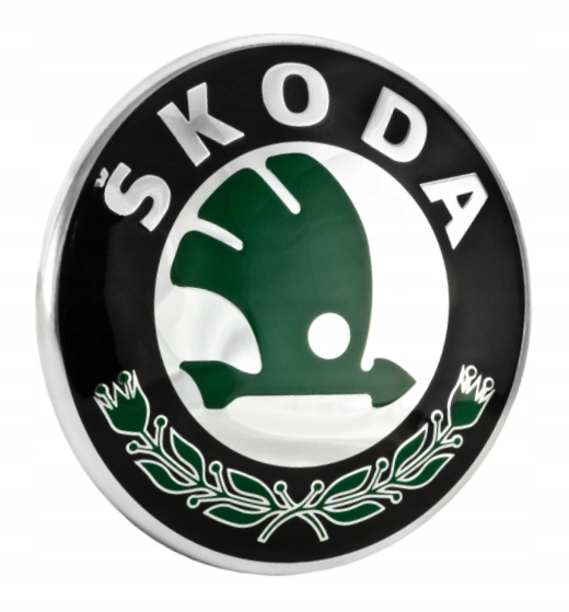 SKODA BADGE FABIA OCTAVIA SUPERB ROOMSTER FELICI