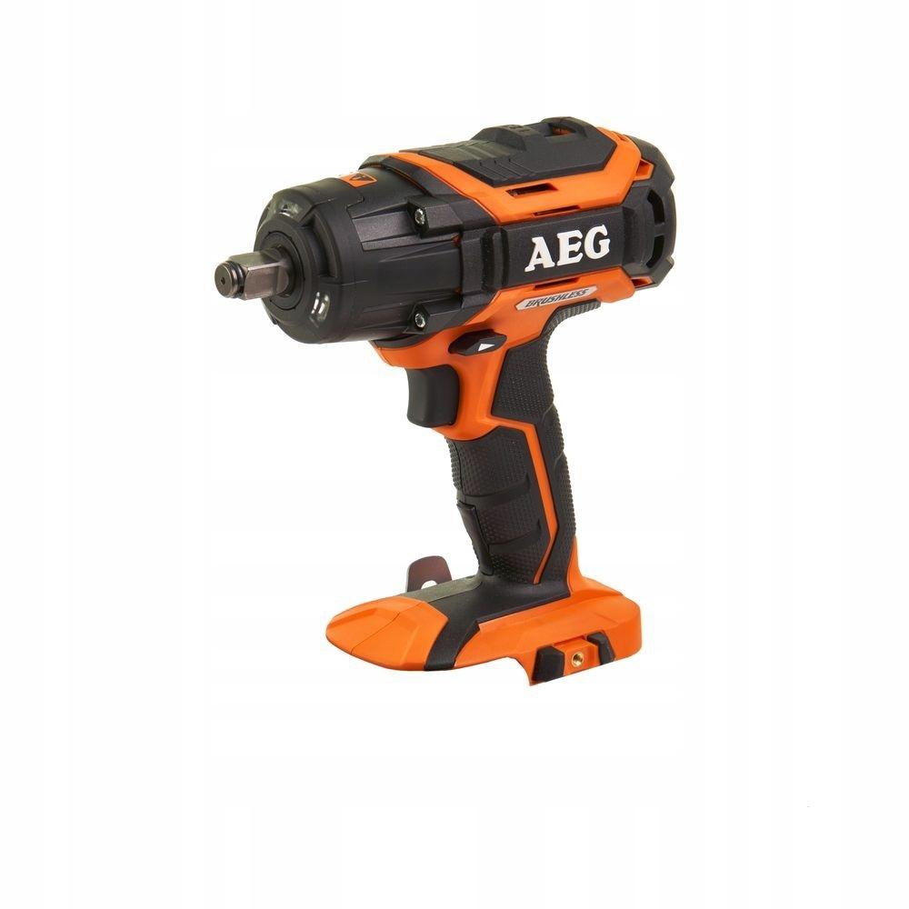 Klucz udarowy AEG BSS 18C12ZBL-0