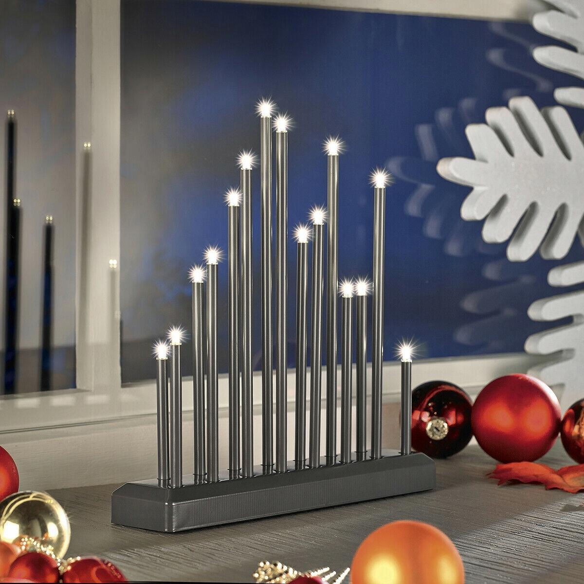Адвент-подсвечник Светодиодная рождественская свеча