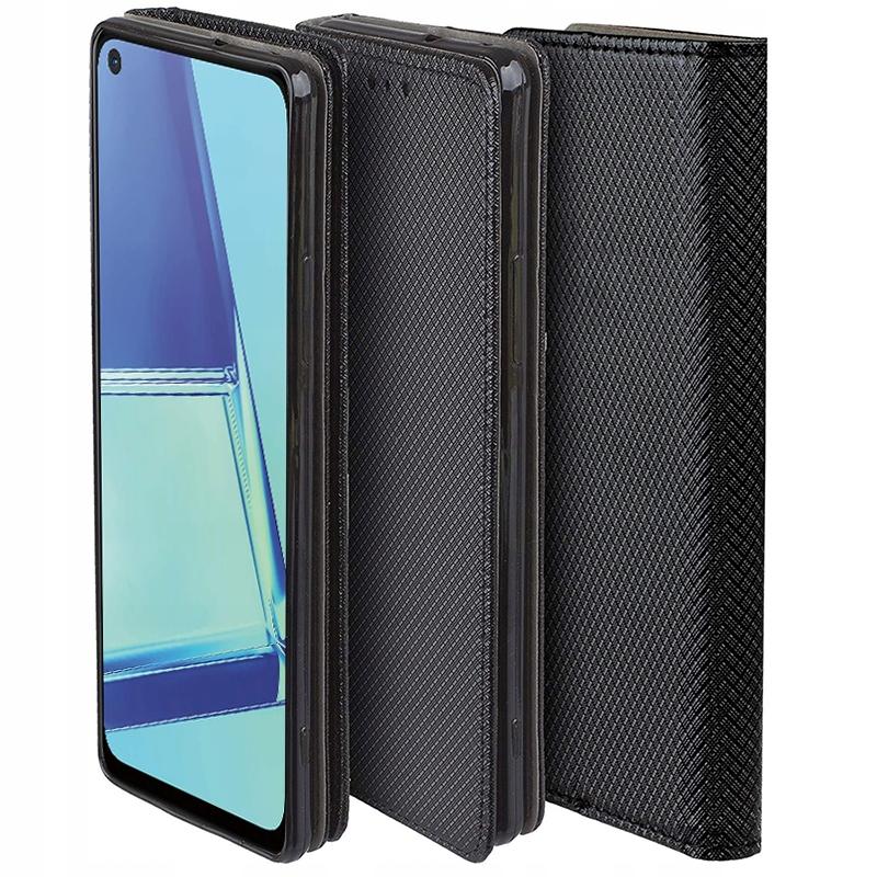 Etui do Oppo A52 A72 A92 Case Magnet Portfel Szkło Dedykowany model Oppo A52 A72 A92