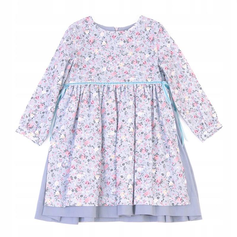 Vintage retro kvetinové šaty Minimi RETRO, veľkosť 122