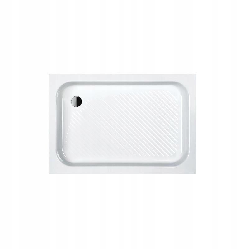 Obdĺžnikový sprchový žľab 80X110 CM SANPLAST CLASSIC