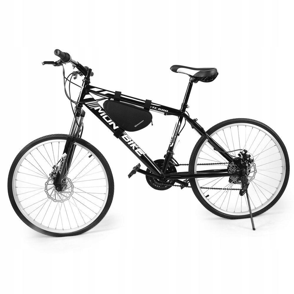 Torba rowerowa na ramę roweru 1,5 L miękka Marka Wozinsky