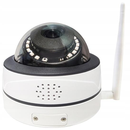 MONITORING KAMERA ZEWNĘTRZNA IP WiFi 5Mpx HD TUYA Zasilanie sieciowe