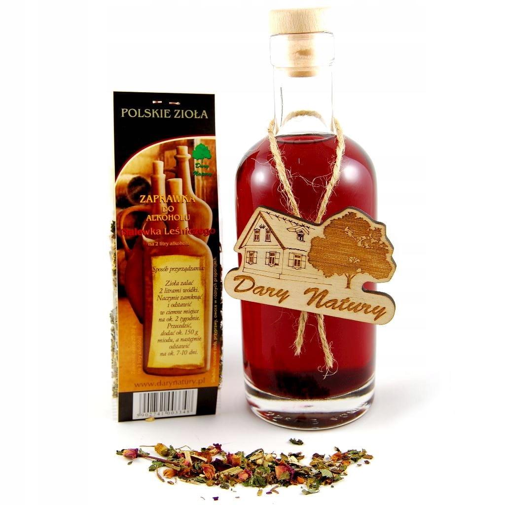 FORESTRY TINUSA травяной ретушь для алкоголя