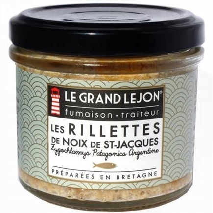 Риллеты из гребешка от St-Jacques 90г
