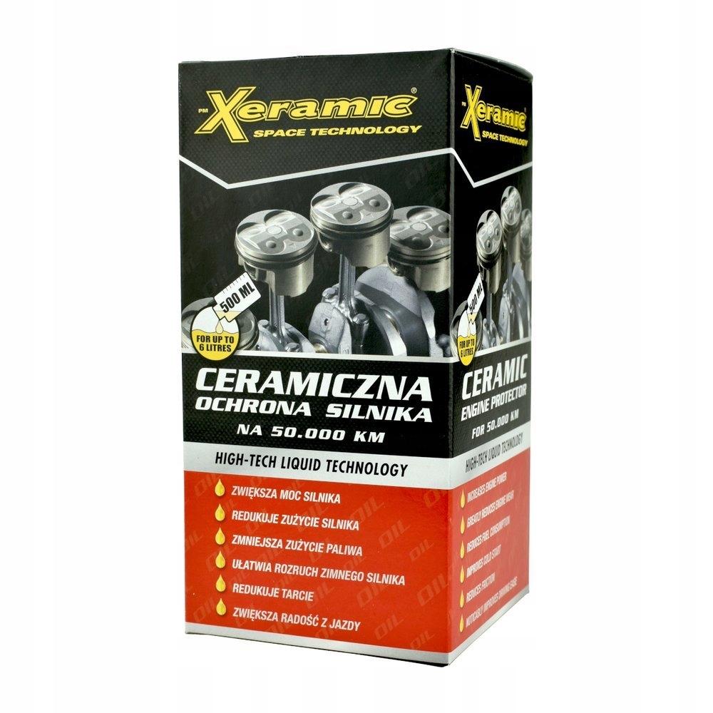 XERAMIC CERAMIC CERAMIC MOTOR PROTECTION 500 мл.