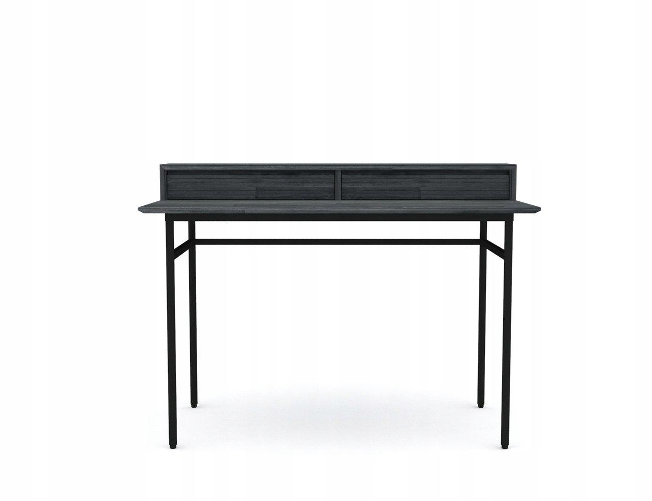 Capella HO01D Moderný retro pracovný stôl
