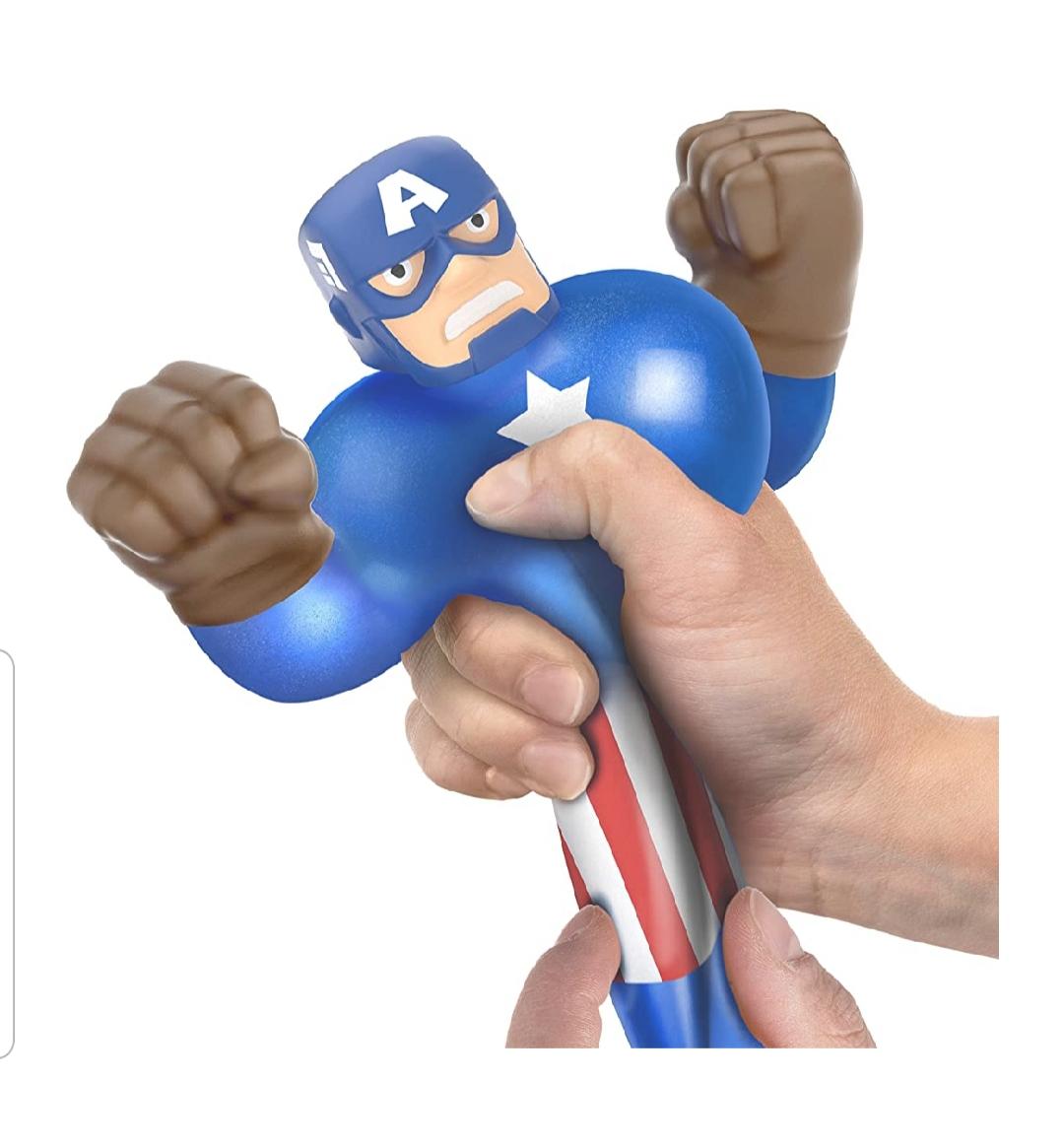 Heroes of Goo Jit Zu Hero Capitan America