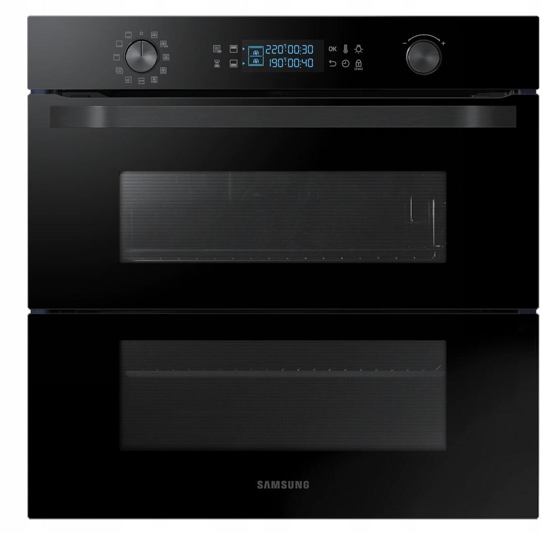 Духовой шкаф Samsung NV75N5641RB DualCook Два отсека