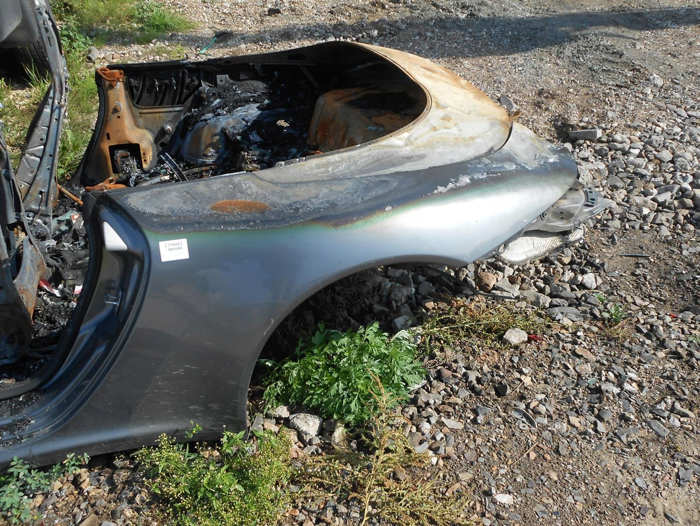 porsche 911 997 кабриолет Четверть крыло сзади все