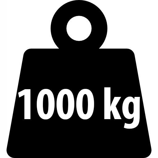Regał metalowy magazynowy 150 x 75 x 30 Humberg Wysokość 150 cm