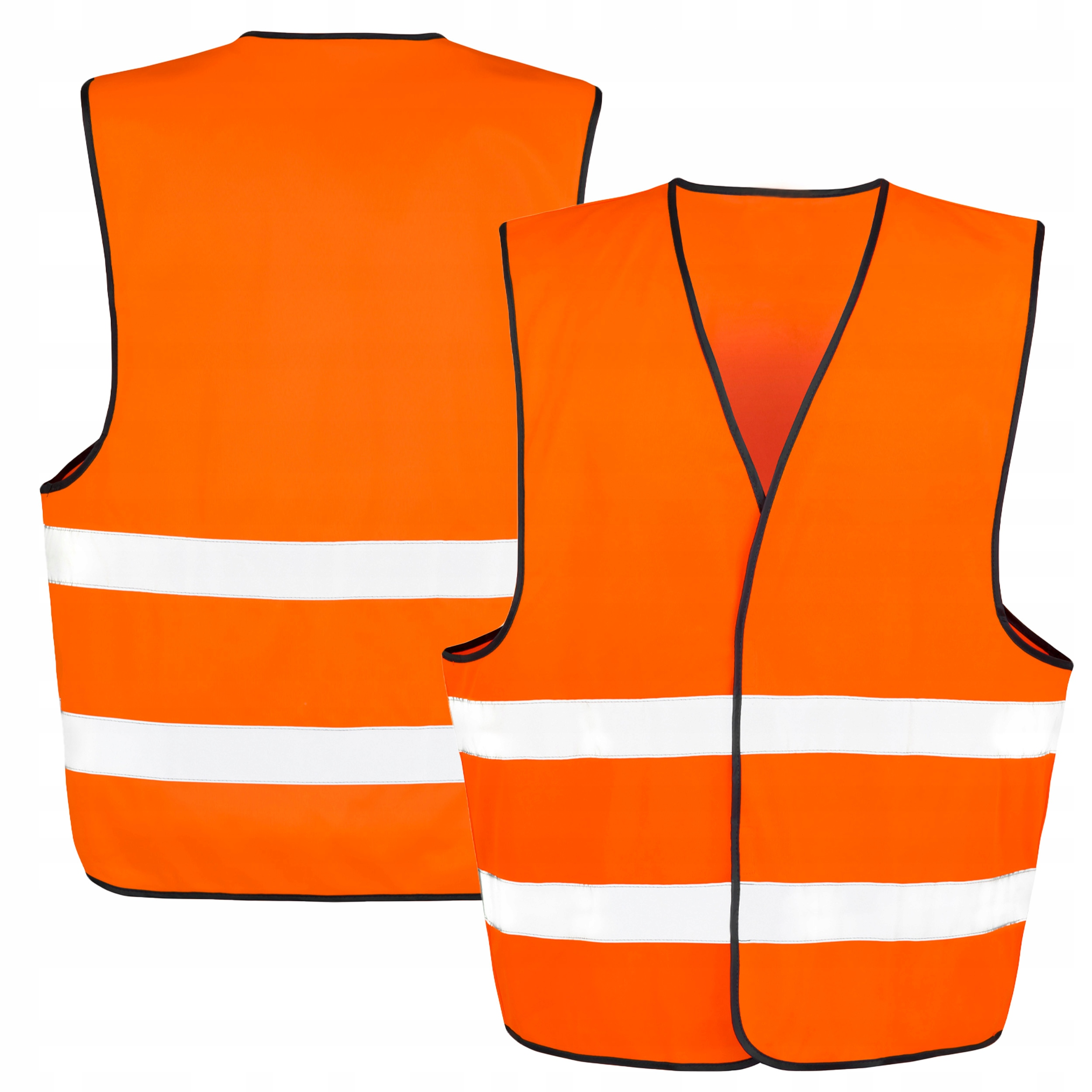 Светоотражающий жилет Orange S