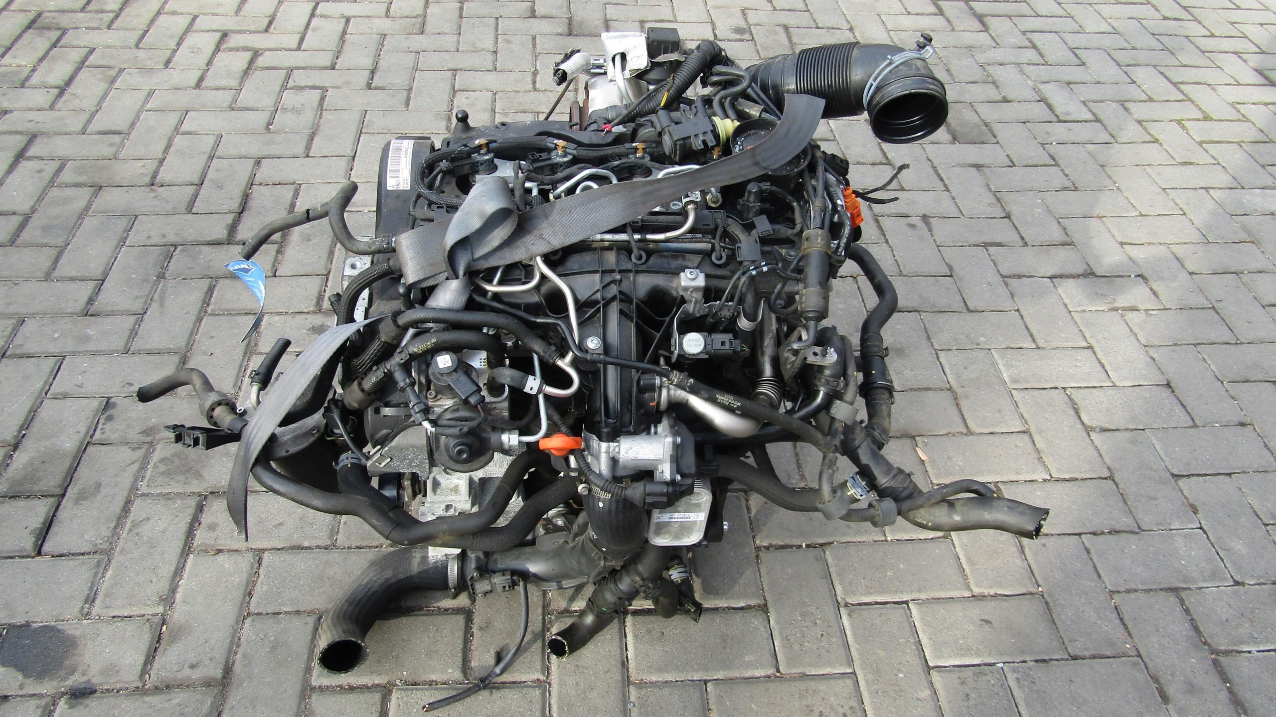 фото - Vw tiguan двигатель 2.0 tdi cffb комплектный #@#