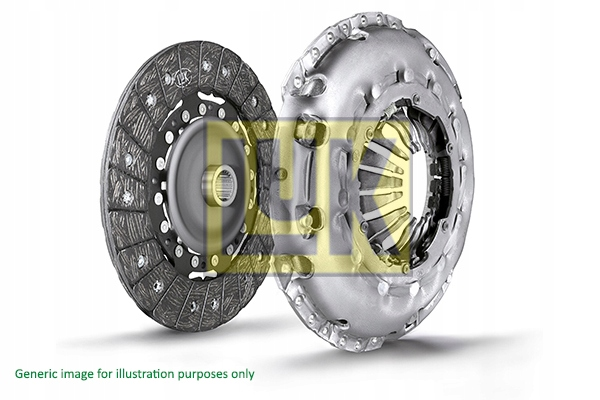 Picture of CLUTCH SET