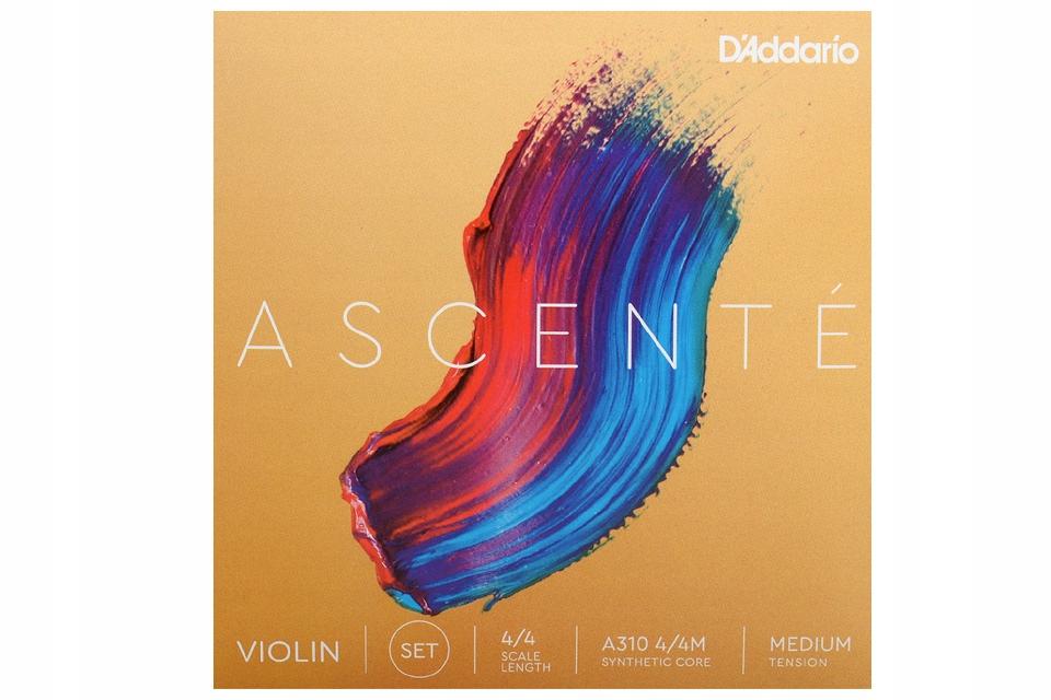 Купить D'ADDARIO Ascente A310 струны скрипичные 4/4 на Otpravka - цены и фото - доставка из Польши и стран Европы в Украину.