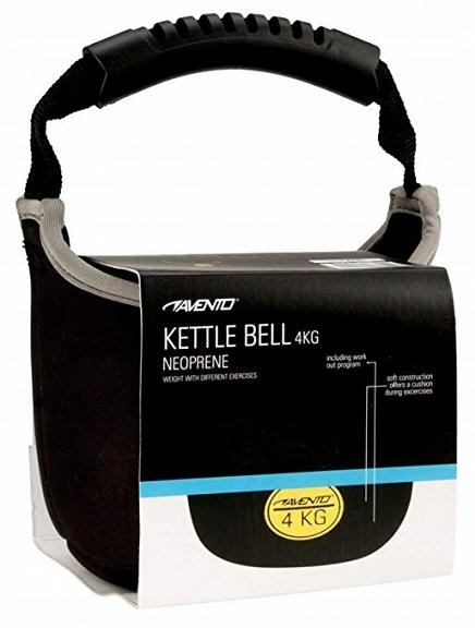 Avento Kanvotka Bell Neoprene 4kg