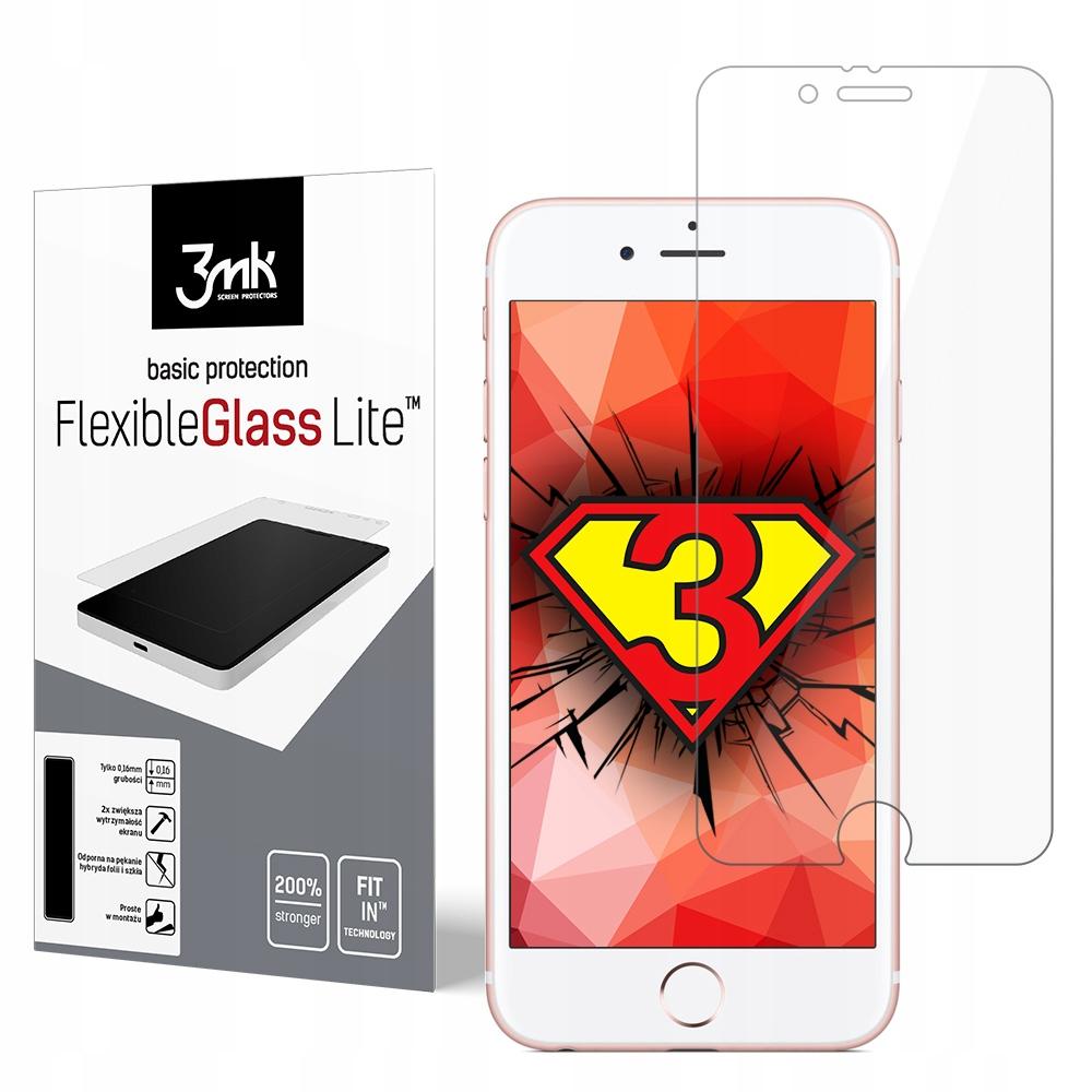 Apple iPhone 6 --- szkło 3mk - FlexibleGlass Lite