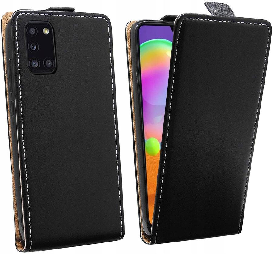 Etui do Samsung Galaxy A31 Flexi Case + Szkło 9H