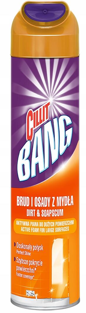 Cillit Bang чистящие средства набор XL 6 шт бренд Cillit Bang