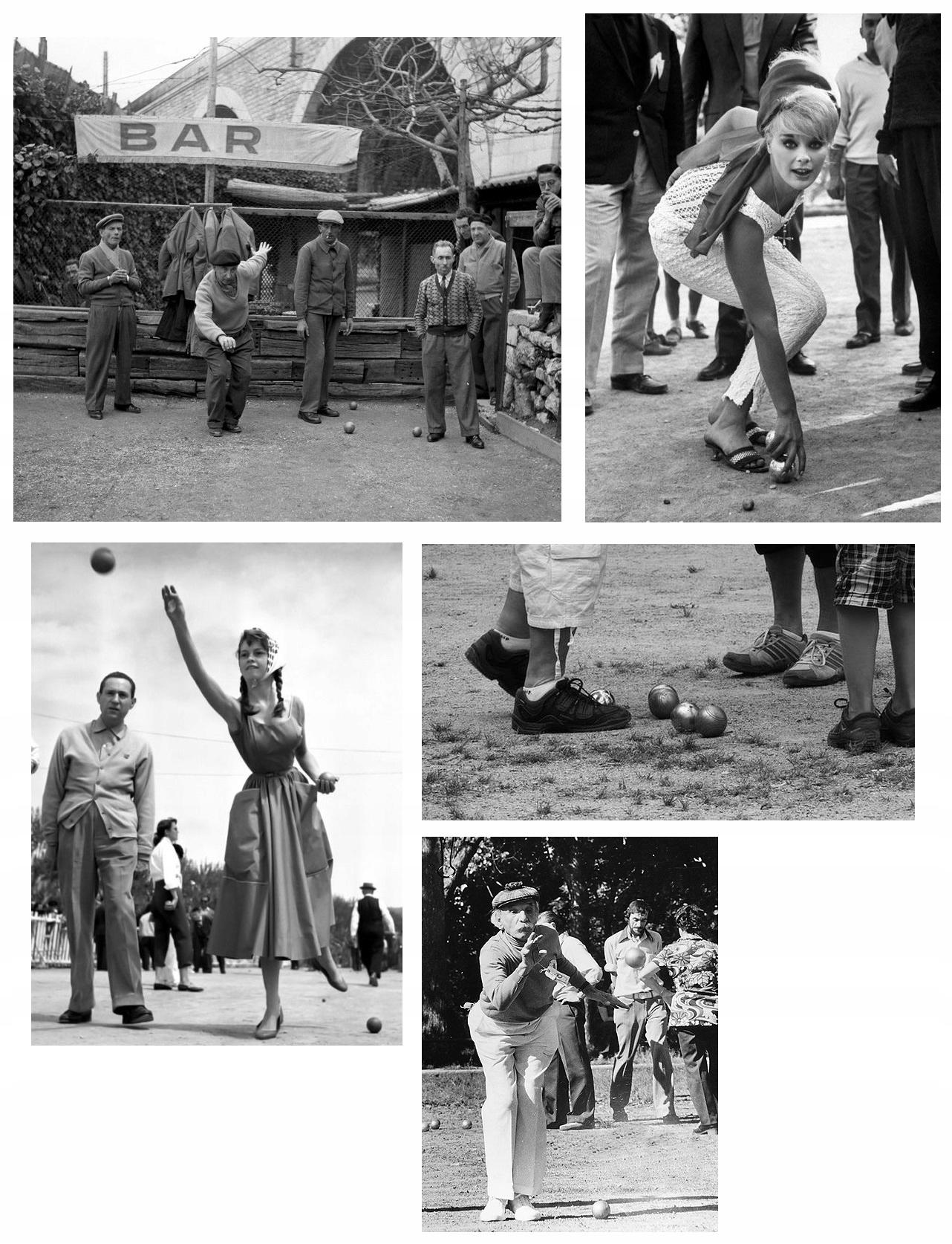 Купить Игровые шары BOULE BULLE petanka PETANQUE 6 мячей, набор на Otpravka - цены и фото - доставка из Польши и стран Европы в Украину.