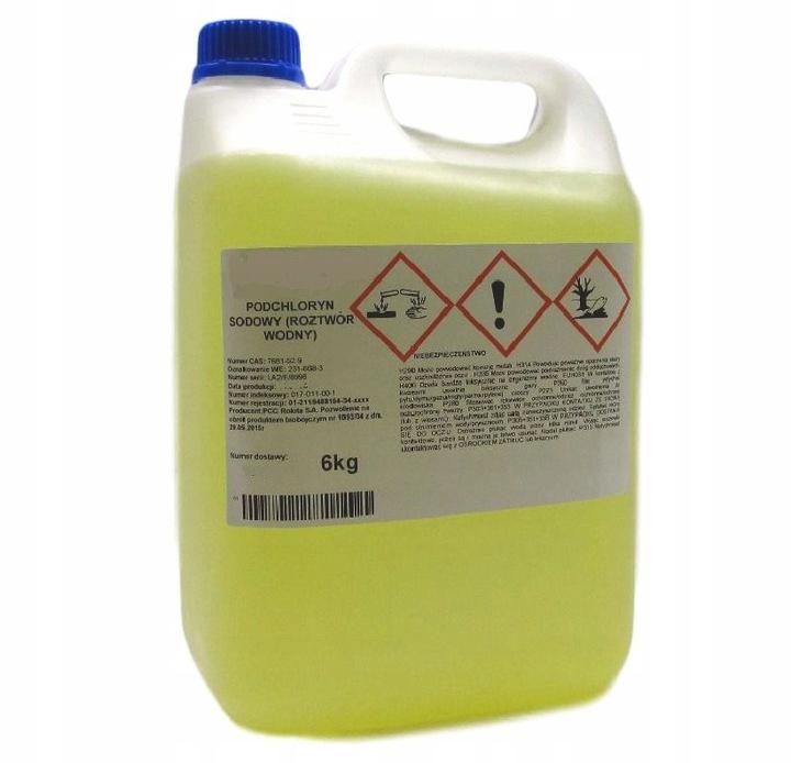 Хлорит натрия 16% хлора 5кг бассейн дезинфекции