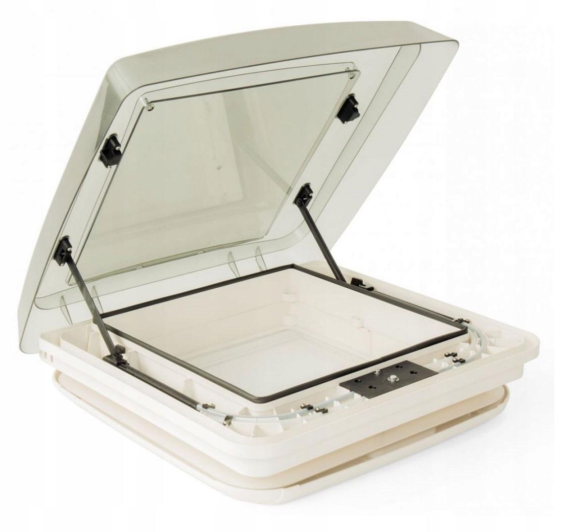 Купить ОКНО VENT F PRO 40x40 FIAMMA PREMIUM WHITE ROOF WINDOW на Otpravka - цены и фото - доставка из Польши и стран Европы в Украину.