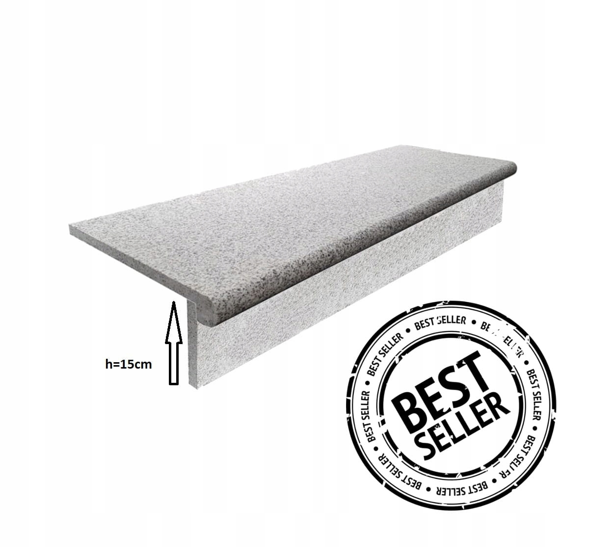 Набор Step + Riser Granite G603 100x35x2