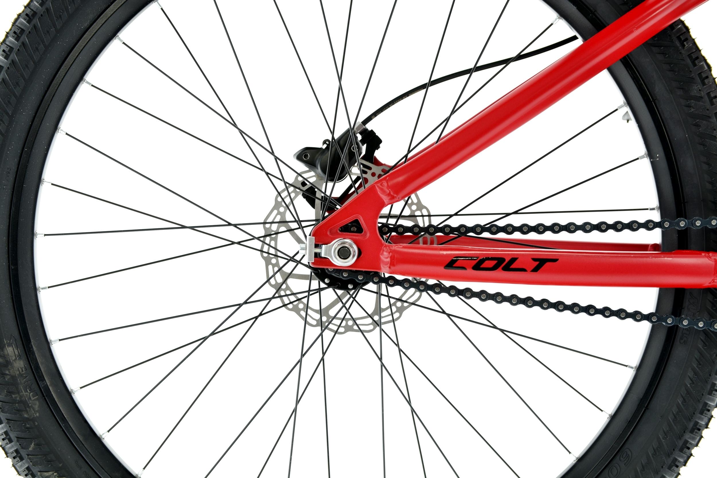 """Rower Kands 26 DIRT COLT V2 13 CZERWONY R21 Rozmiar koła ("""") 26"""