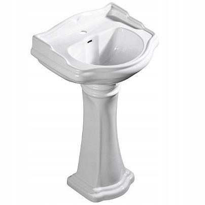 Kerasan Retro podstavec pre umývadlo 72 cm biely