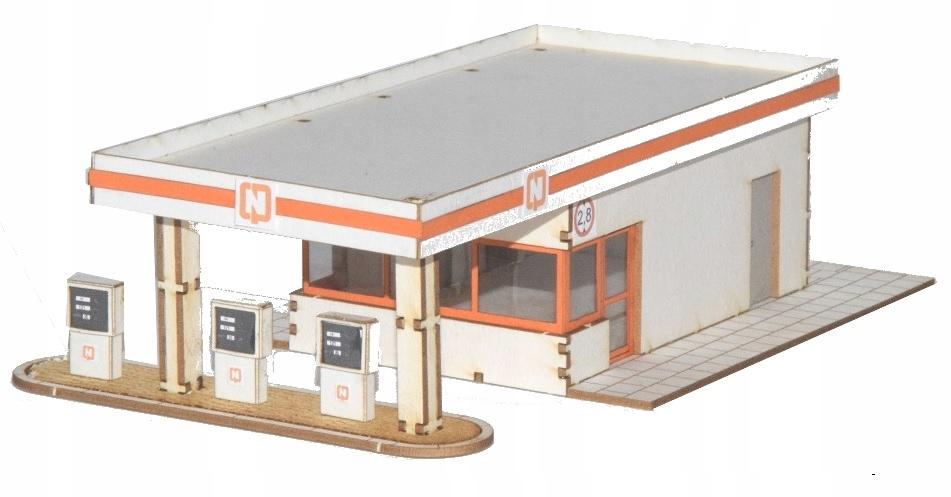 Заправочная станция CPN 1: 120