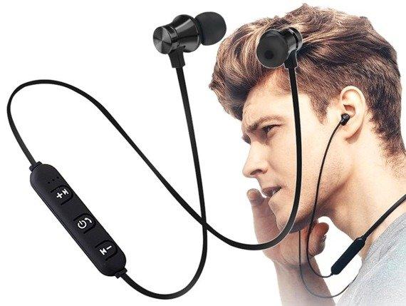 TRÅDLØS BLUETOOTH SPORTS HOVEDTELEFONER Bluetooth -signaloverføring