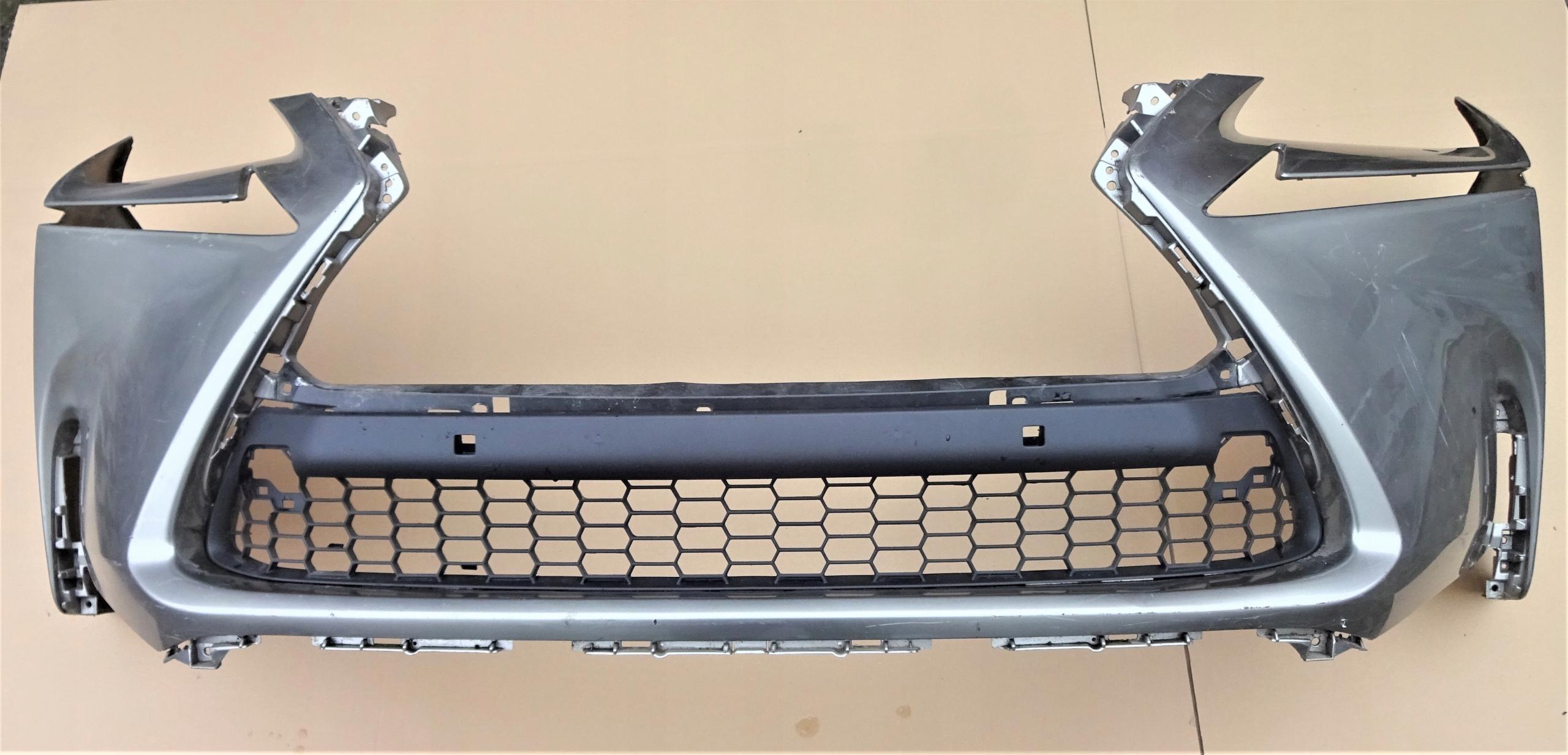 lexus nx300h nx200 бампер