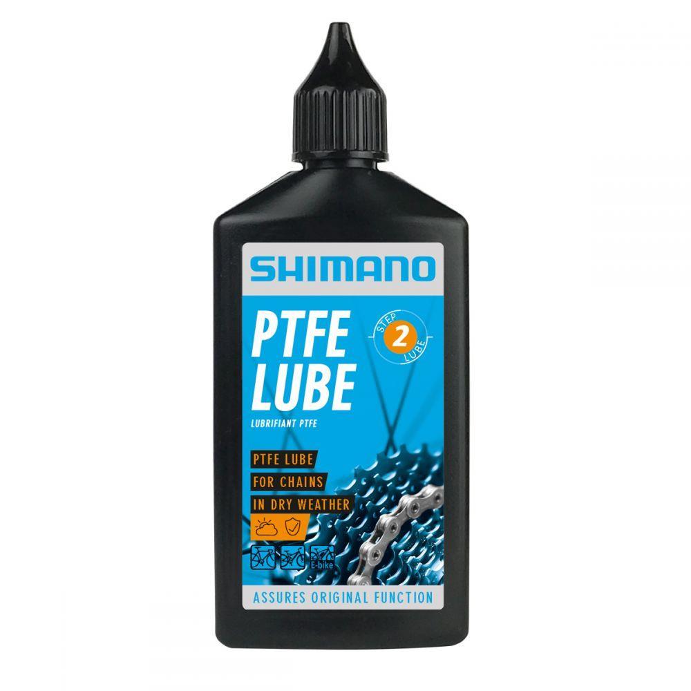 Smar Shimano PTFE 100ml teflon olej do łańcucha