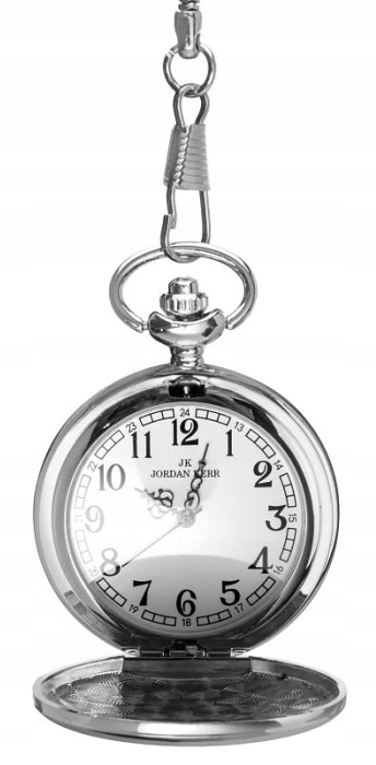 Pánske vreckové hodinky Jordan Kerr