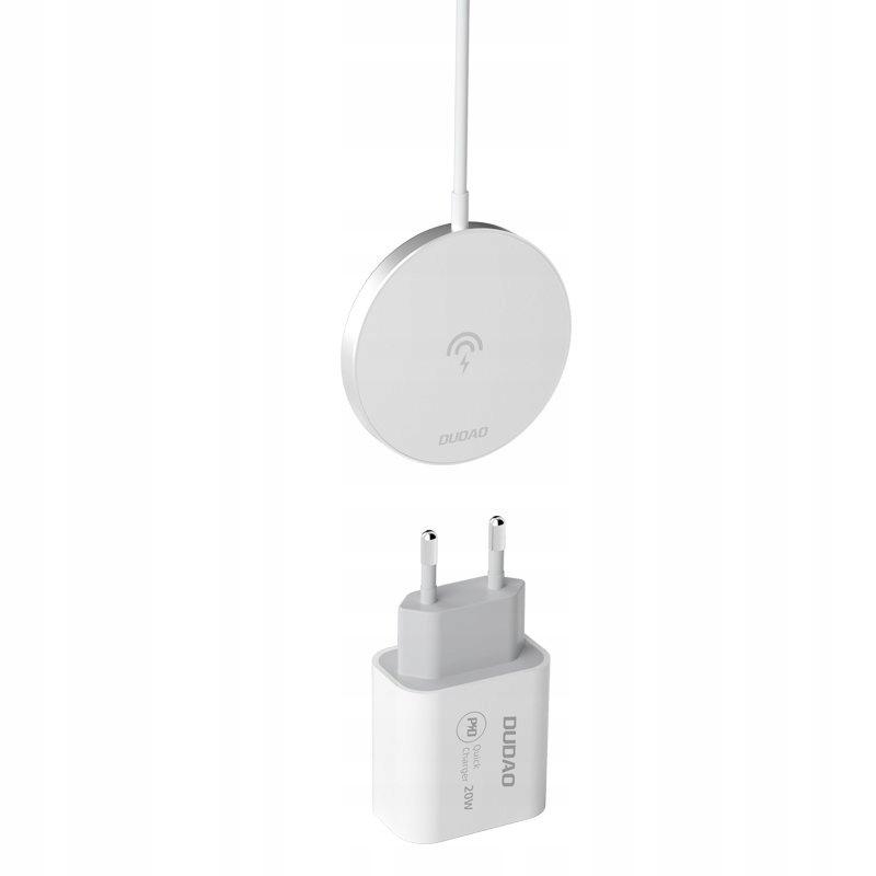 Magnetyczna Ładowarka + Ładowarka Sieciowa 20 W Kod producenta Magnetyczna Ładowarka + Ładowarka Sieciowa 20 W