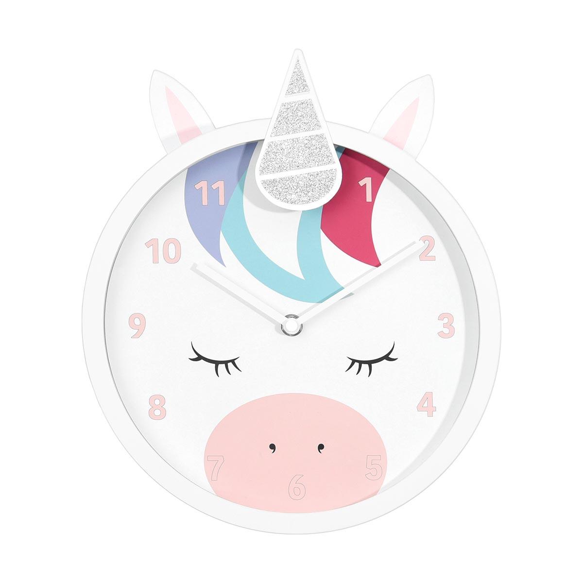 HODINY PRE DETI Stohovače Lola Unicorn