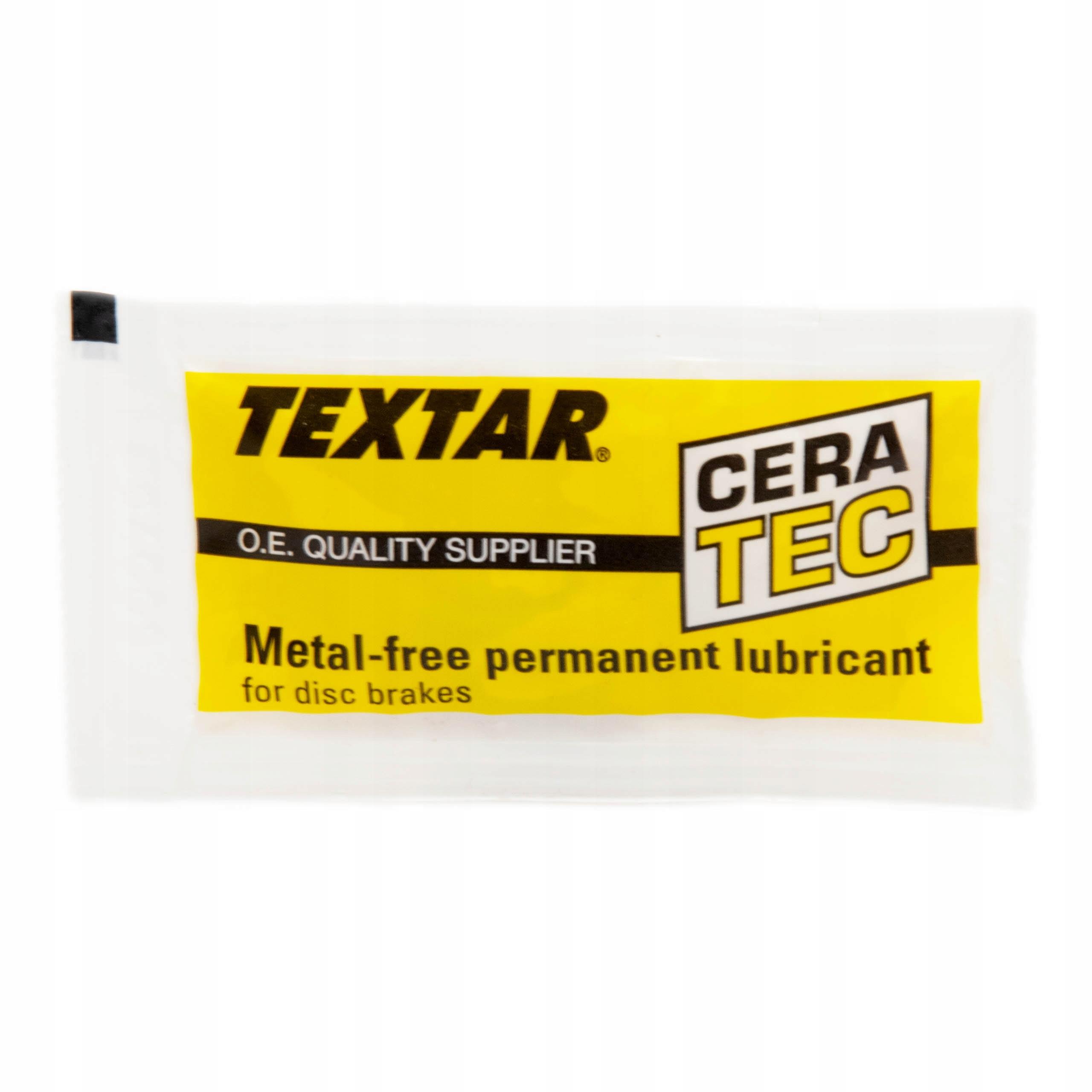Смазка для тормозной системы Textar Cera Tec 5 мл