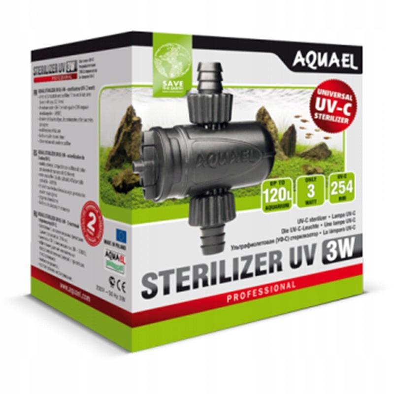 Aquael Sterilizátor UV 3W UV lampa