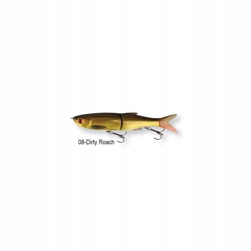 Wobler 3D Break Glide Plavec 13,5cm Dirty Roach
