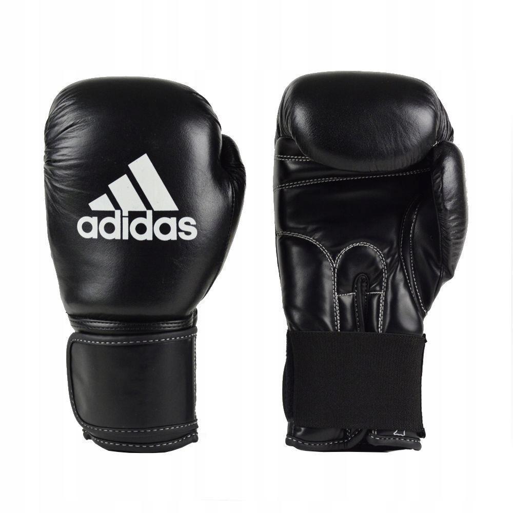 Купить Кожаные боксерские перчатки Adidas Performer 12 OZ на Otpravka - цены и фото - доставка из Польши и стран Европы в Украину.